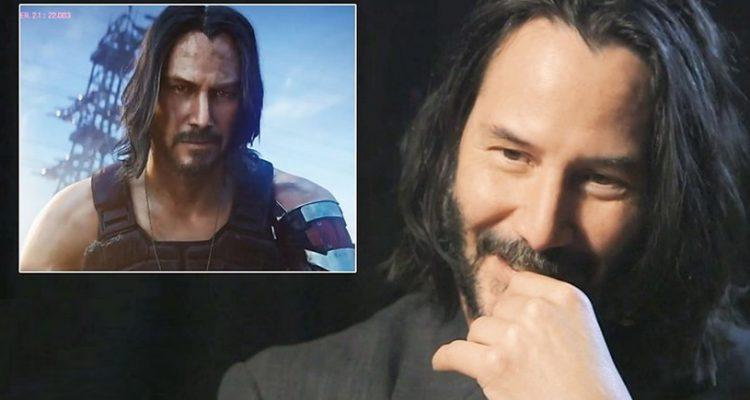 Киану Ривз заявил, что видеоигры не нуждаются в голливудских звездах
