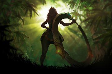 Кияна повелительница стихий - новый герой League of Legends
