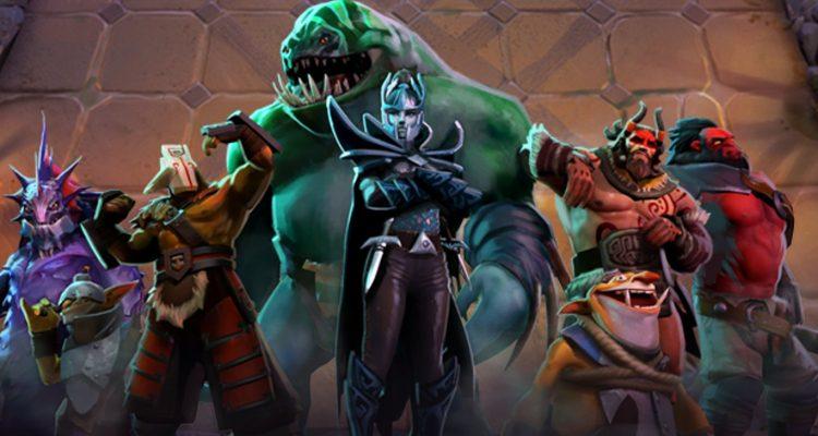 Количество игроков Dota Underlords превысило Artifact в два раза