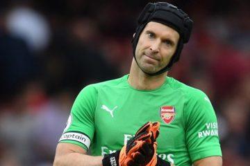 Курьёз в FIFA 19 - как разработчики сняли шлем с Петера Чеха