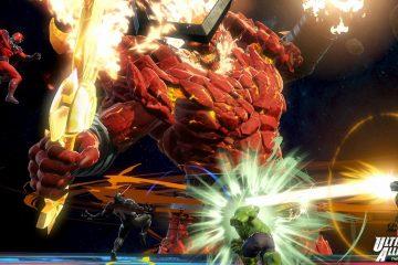 Marvel Ultimate Alliance 3 - герои против Таноса в новом трейлере