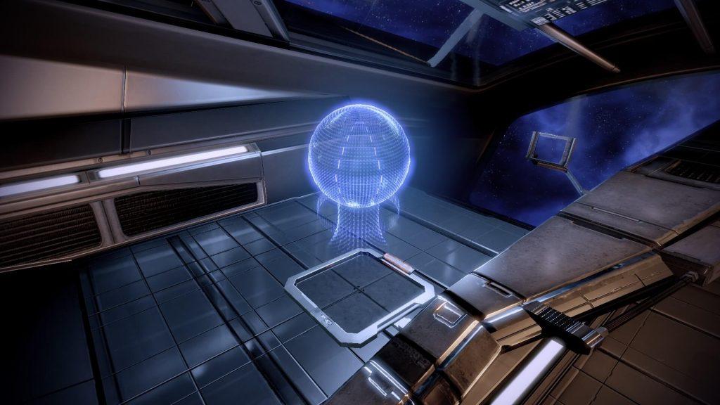 Мод для Mass Effect 2: теперь можно стрелять в Жнецов с видом от первого лица