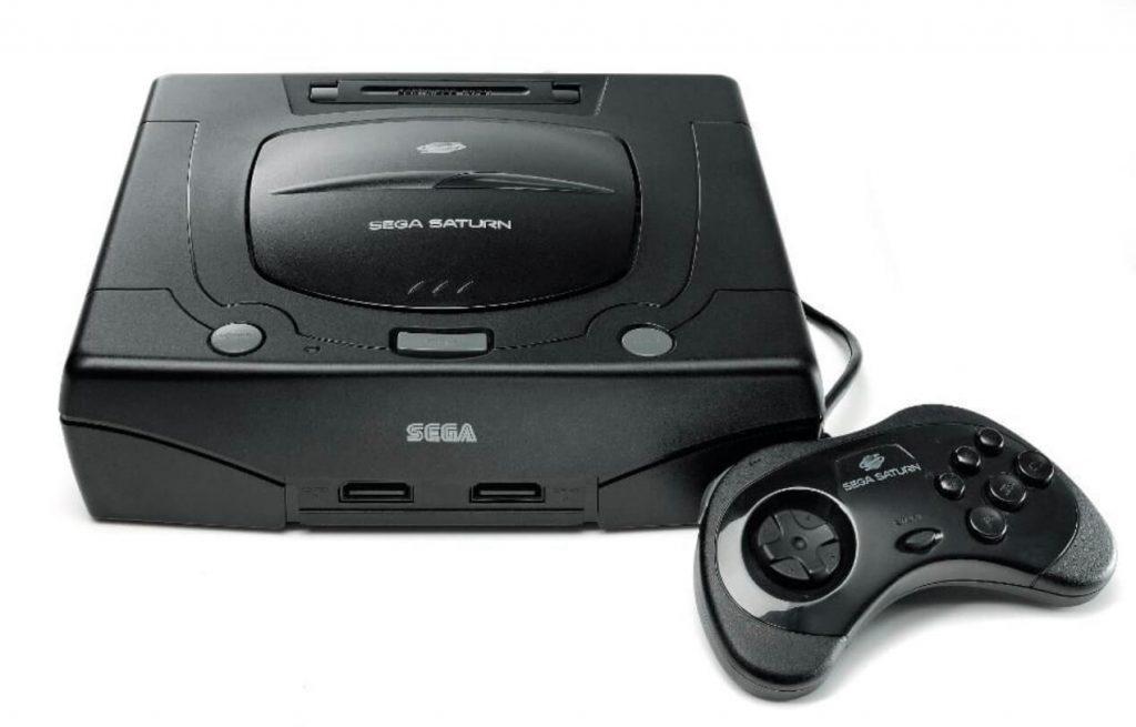 Sega Saturn срывается с места