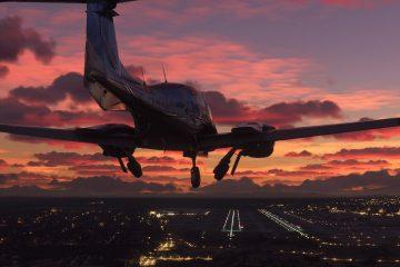 Microsoft Flight Simulator предложит мир, занимающий два пета-байта данных