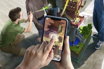 Minecraft Earth - представлены первые подробности и функционал