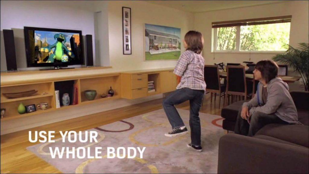 Анонс Kinect - E3 2009