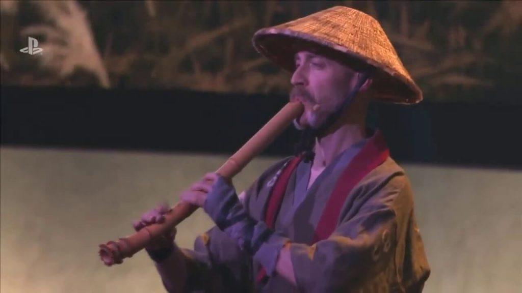 Парень с флейтой - E3 2018