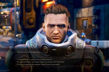 На E3 2019 показано более 20 минут игрового процесса The Outer Worlds
