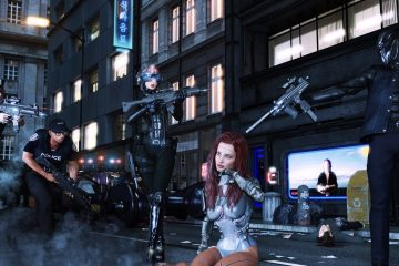 На страничке предзаказа Cyberpunk 2077 разработчики оставили пасхалку