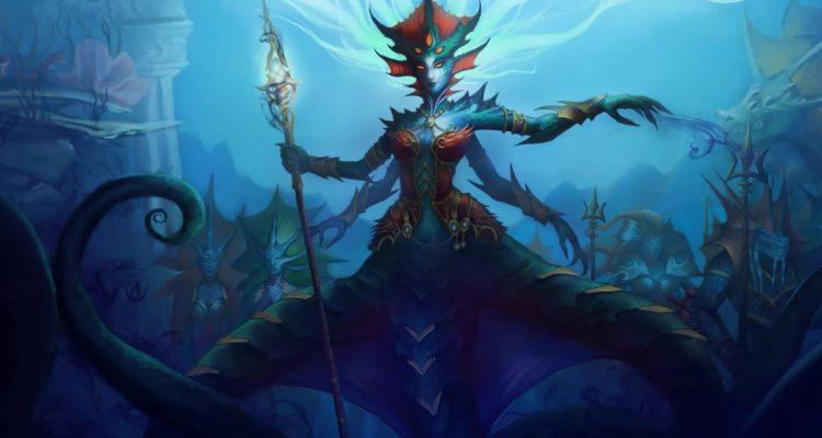 Новое обновление для World of Warcraft - Возвращение Азшары