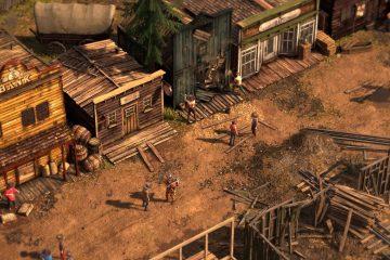 Новый трейлер Desperados 3 с фрагментами геймплея