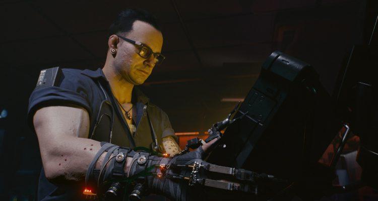 Очередная загадка от разработчиков Cyberpunk 2077