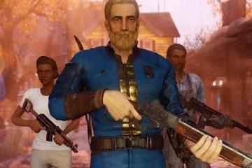 Осенью в Fallout 76 добавят людей-неигровых персонажей и компаньонов