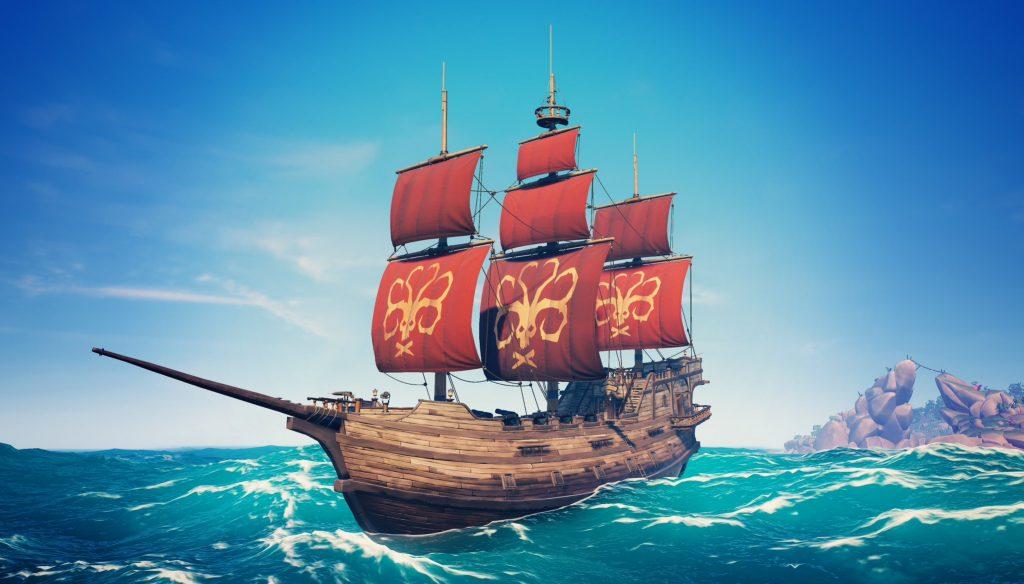 По Sea of Thieves выйдет настольная игра