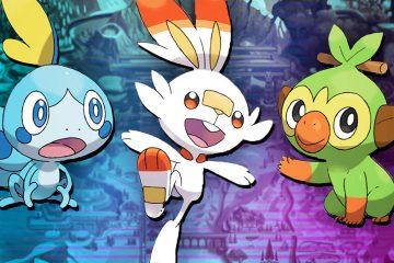 Pokemon Shield и Pokemon Sword - трейлер игры и дата выхода