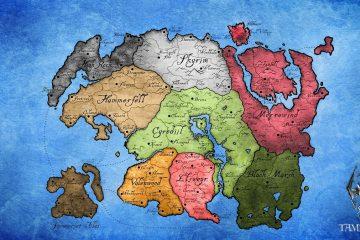Представлен новый трейлер Beyond Skyrim: Cyrodiil