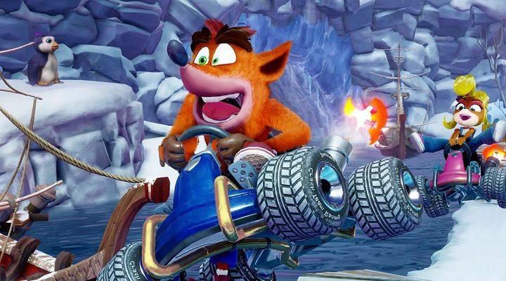 Премьера Crash Team Racing Nitro-Fueled