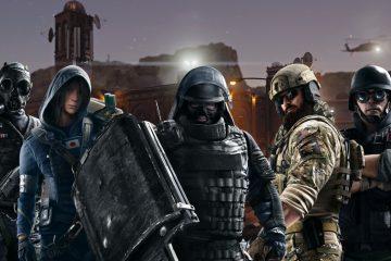 Rainbow Six Siege появится на консолях нового поколения