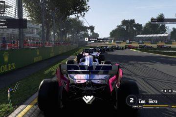 Результаты тестов Formula-1 2019 в разрешении 4K