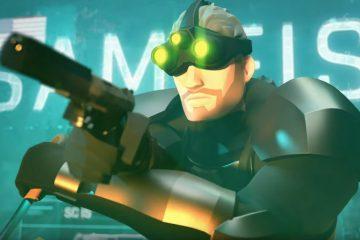 Сэм Фишер из Splinter Cell возвращается... в тактической мобильной игре