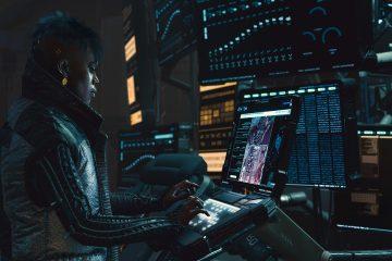 Скрытое сообщение от создателей Cyberpunk 2077