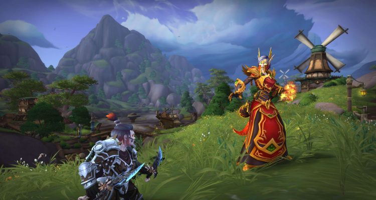 Слухи: в World of Warcraft понизят максимальный уровень персонажа