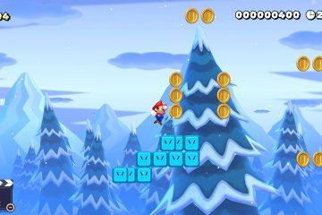 Состоялась премьера Super Mario Maker 2