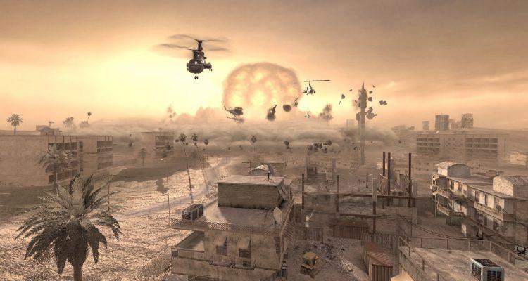 Создатели Call of Duty: Modern Warfare рассказали о причинах перезапуска