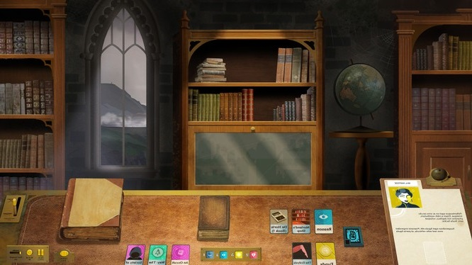 Создатели Cultist Simulator объявляют о преемнике - Book of Hours