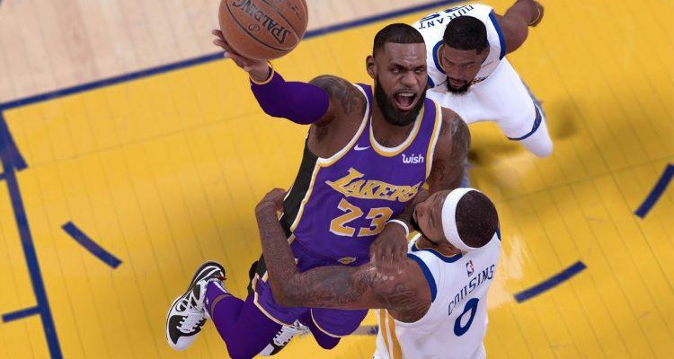 Стала известна дата выхода NBA 2K20
