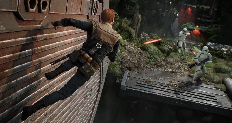 Star Wars Jedi: Fallen Order - опубликован 25-минутный геймплей с закрытой пресс-конференции