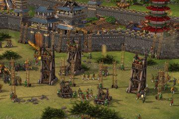 Stronghold: Warlords - серия отправляется на Дальний Восток