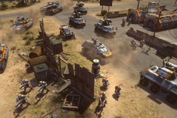 Студия Petroglyph начала работать на Command & Conquer: Remastered
