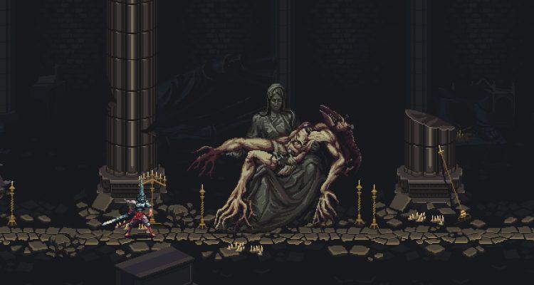 Студия Team17 анонсировала жестокую 2D игру - Blasphemous