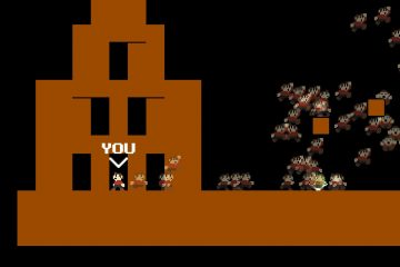 Super Mario Bros battle royale удалённый за нарушение авторских прав теперь называется Infringio Royale