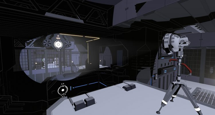Тени убьют тебя в Lightmatter – в этом году выходит игра-головоломка от первого лица