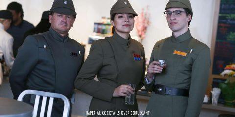 У Империи коктейльная вечеринка