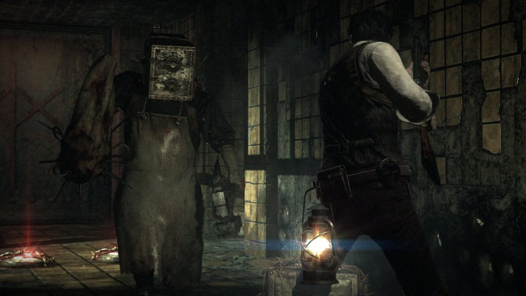 Лаура - The Evil Within 1, 2