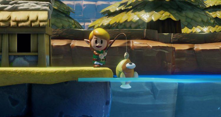 The Legend of Zelda: Links Awakening - трейлер и дата выхода
