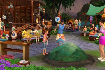 The Sims 4: Island Living - первые подробности о новом дополнении