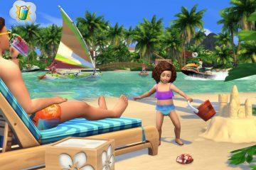 The Sims 4: Island Living - позволит отдохнуть на тропическом острове