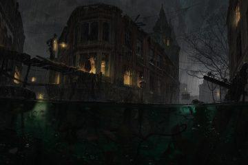 The Sinking City - представлен часовой геймплей из игры