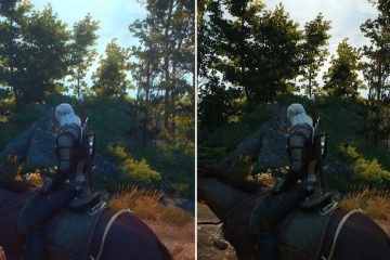 The Witcher 3 HD Reworked Project - дата выхода новой версии и трейлер