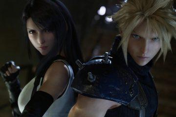 Тифа из 90-х слишком провокационная для ремейка Final Fantasy 7