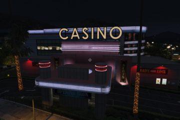 Тизер о торжественном открытии казино в GTA Online