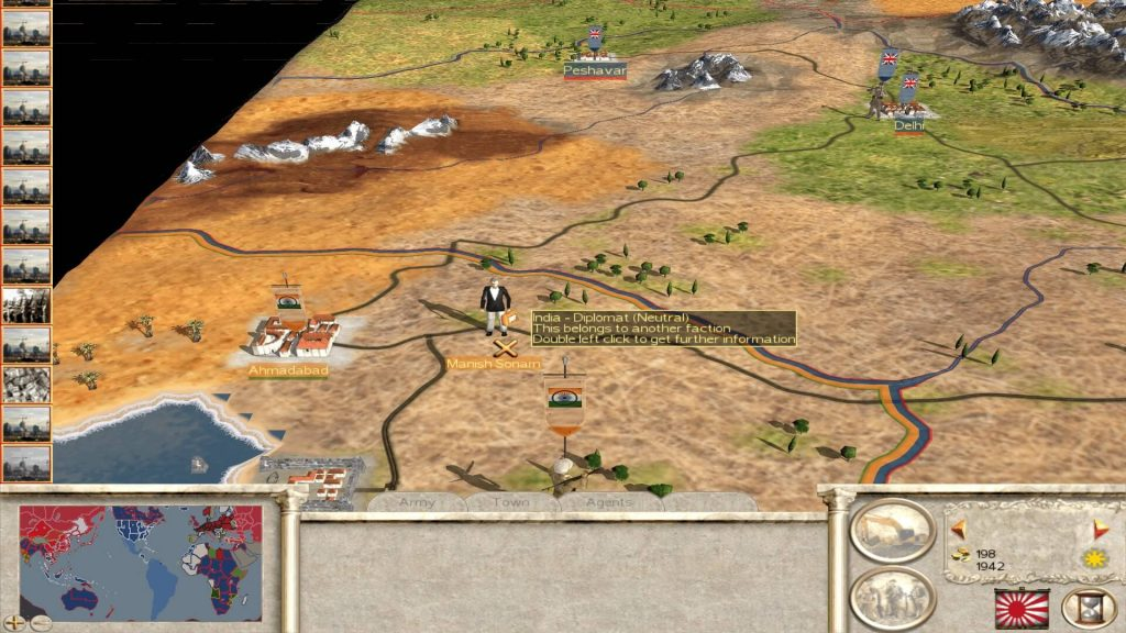 Total War: 1942 превращает Рим в центр боевых действий времён Второй Мировой