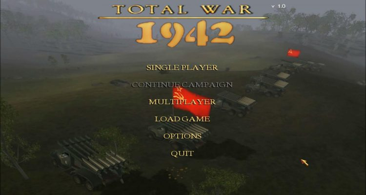 Total War: 1942 превращает Рим в центр боевых действий времён Второй Мировой