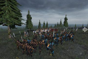 Гремучая смесь Total War и Mortal Kombat в модификации Medieval 2