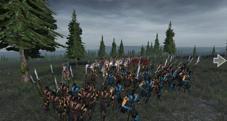 Гремучая смесь Total War и Mortal Kombat в модификации Medieval 2