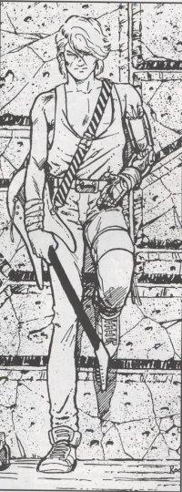 Трагическая предыстория рок-звезды Джонни Сильверхенда делает его идеальным для Киану Ривза